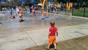 Mason Park Splash Pad